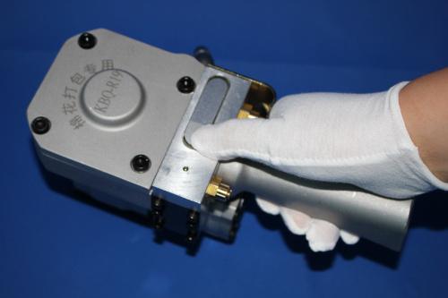 膨胀力大的产品 一般打包机捆不住的物品,就用KBQ-R19焊接包装机