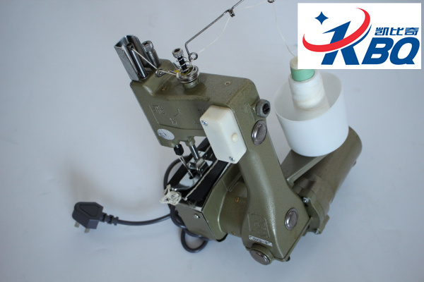 辽宁GK9-8手提便携式缝包机,吉林130瓦大功率封包机,黑龙江飞人缝包机