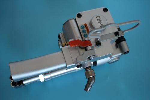海南PET气动热熔包装机,四川A19手持式气动打带机