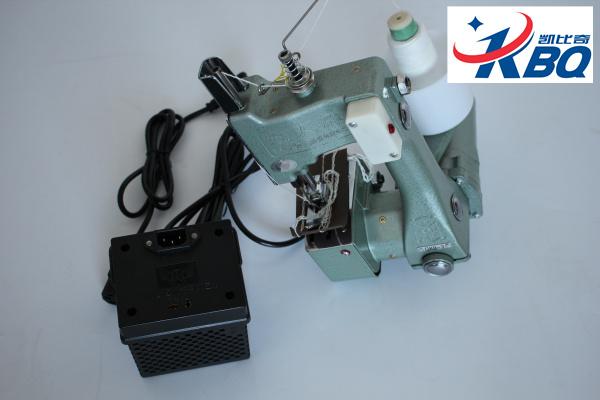 重庆GK9-3手提缝包机,河北36V封包机,山西自带变压器手持缝袋机器