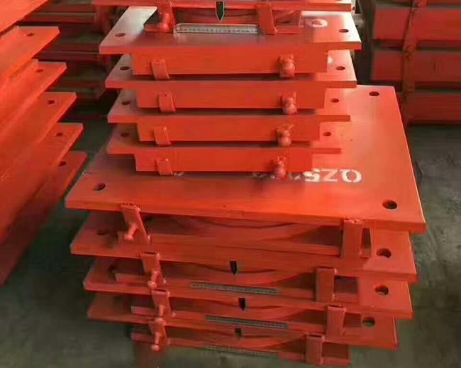 无锡市GPZ(2009)盆式橡胶支座