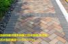 专业生产线陶瓷透水砖 砖道透水人行 海绵城市砖
