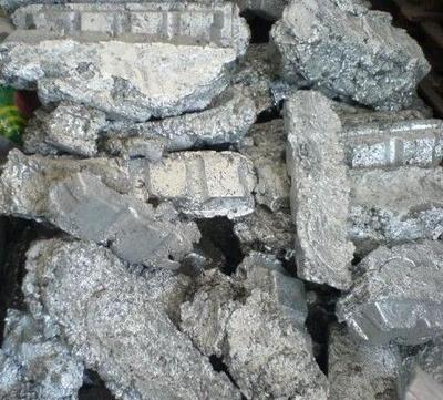 惠州回收锌合金 锌渣