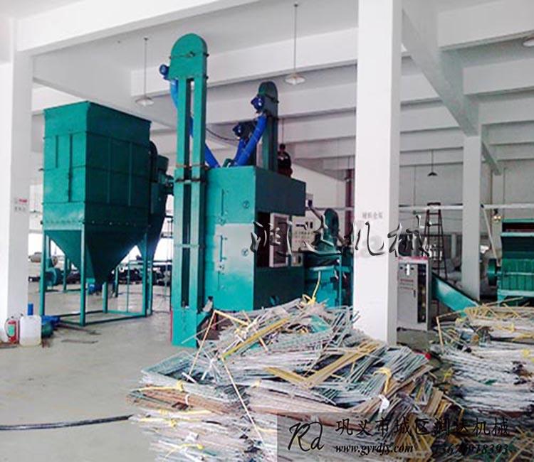 润达电路板破碎回收设备 废电路板破碎机产品图片高清