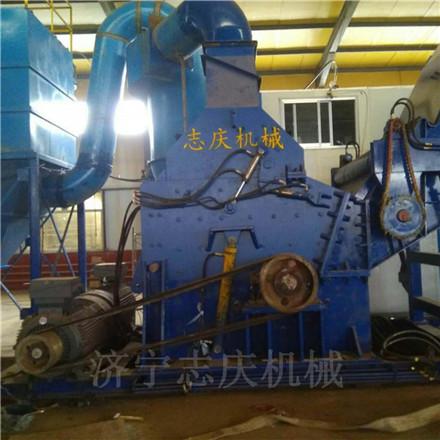 德阳金属破碎机多少钱 压块破碎机哪里卖 废钢废铁破碎机厂家产品大图