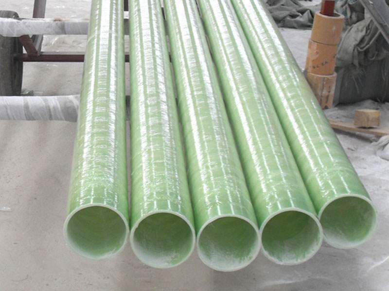 玻璃钢高压管道 各种直径大全均可加工 枣强厂家温馨报价