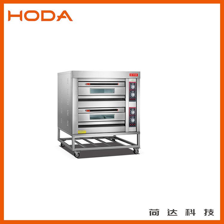 荷达厂家供应YCD-2-4D烤箱 蛋糕店专用烘烤箱