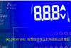 深圳车充显示方案IC驱动单片机开发快速出方案免费支持画板调试
