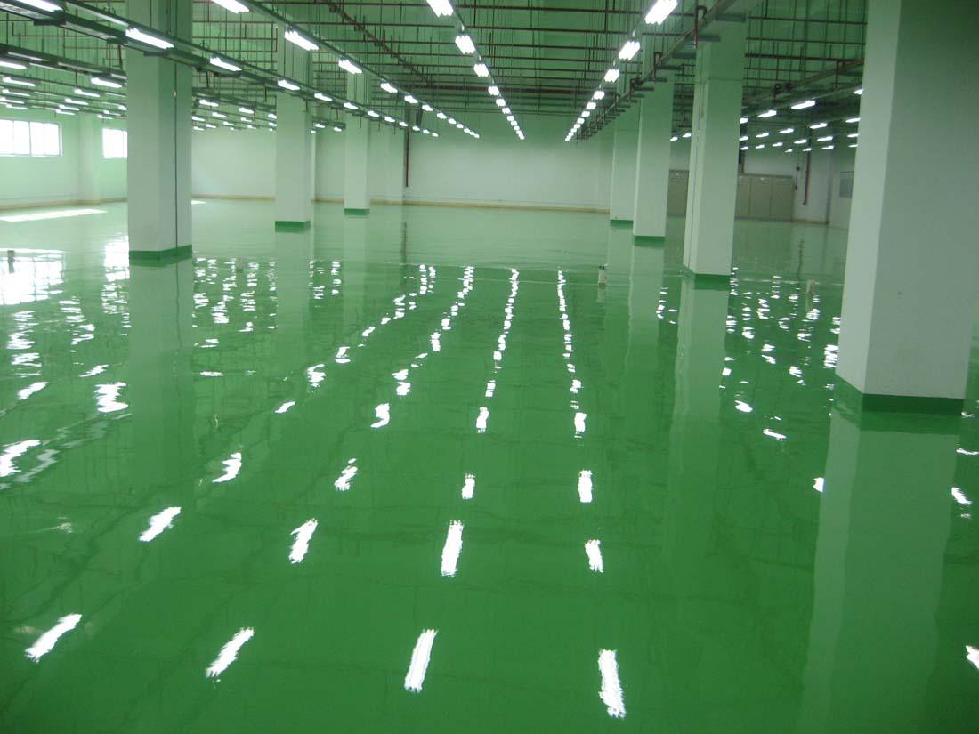地坪建材公�_环氧树脂自流平地坪漆产品图片高清大图