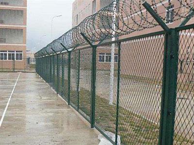 监狱钢网墙产品图片高清大图