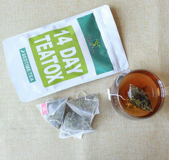 14day tea detox fit tea 出口南非14天排毒茶早茶晚茶28天
