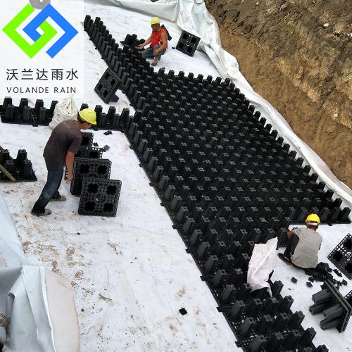 雨水收集池-云南省曲靖市会泽县,雨水收集池材料优异