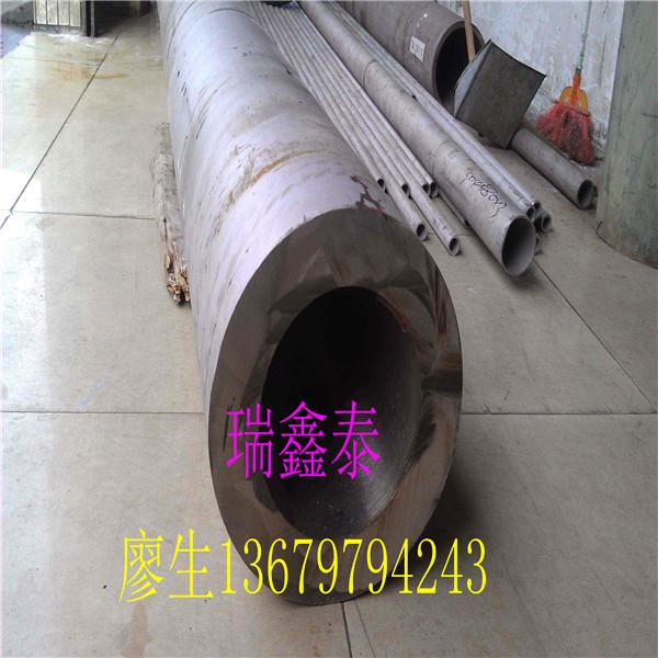121*20广东零切不锈钢厚壁管